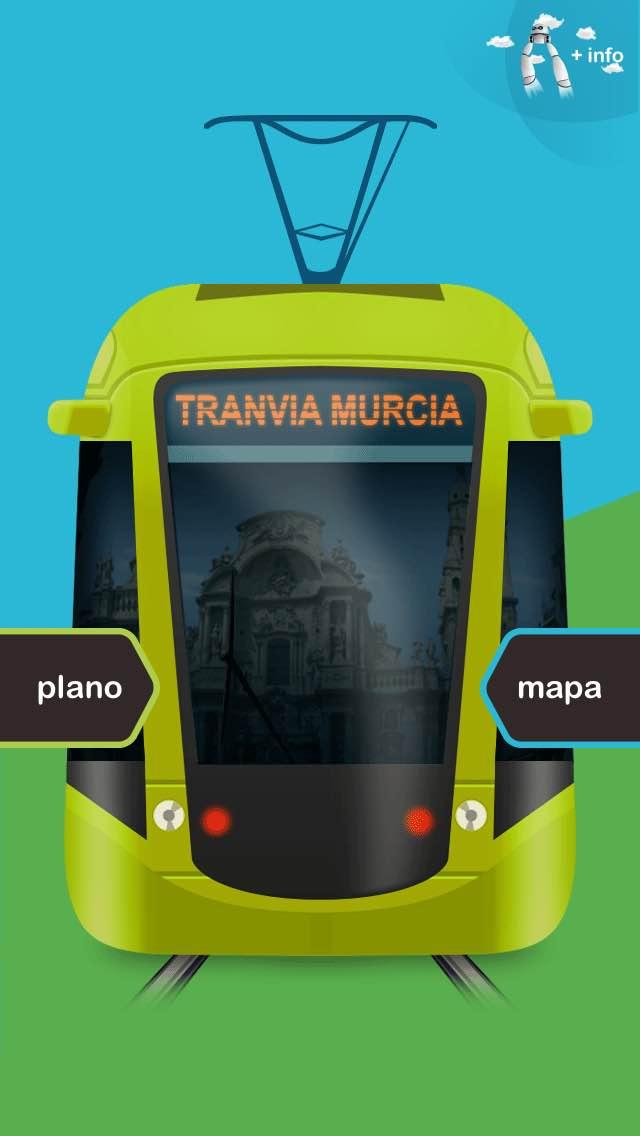 Tranvia Murcia