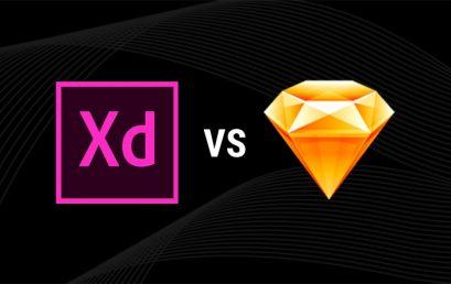Adobe Experience Design VS Sketch App