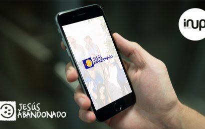Ipak desarrolla la App móvil para Jesús Abandonado