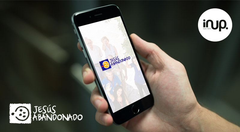 Ipak develops Jesus Abandonado mobile App