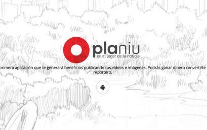 Launching Planiu